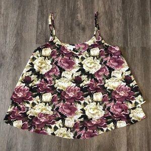 🌼$10 Kismet Flowing Floral Cami